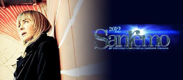 I cantanti di Sanremo 2012 –  Giulia Anania