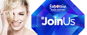Emma Marrone all'ESC 2014