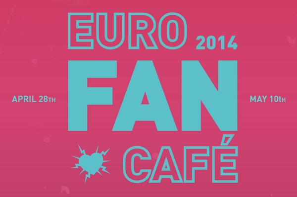 ESC 2014 – I talkshow all'Euro Fan Café