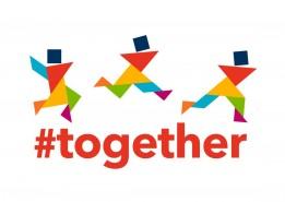 Logo JESC 2014 - #Together