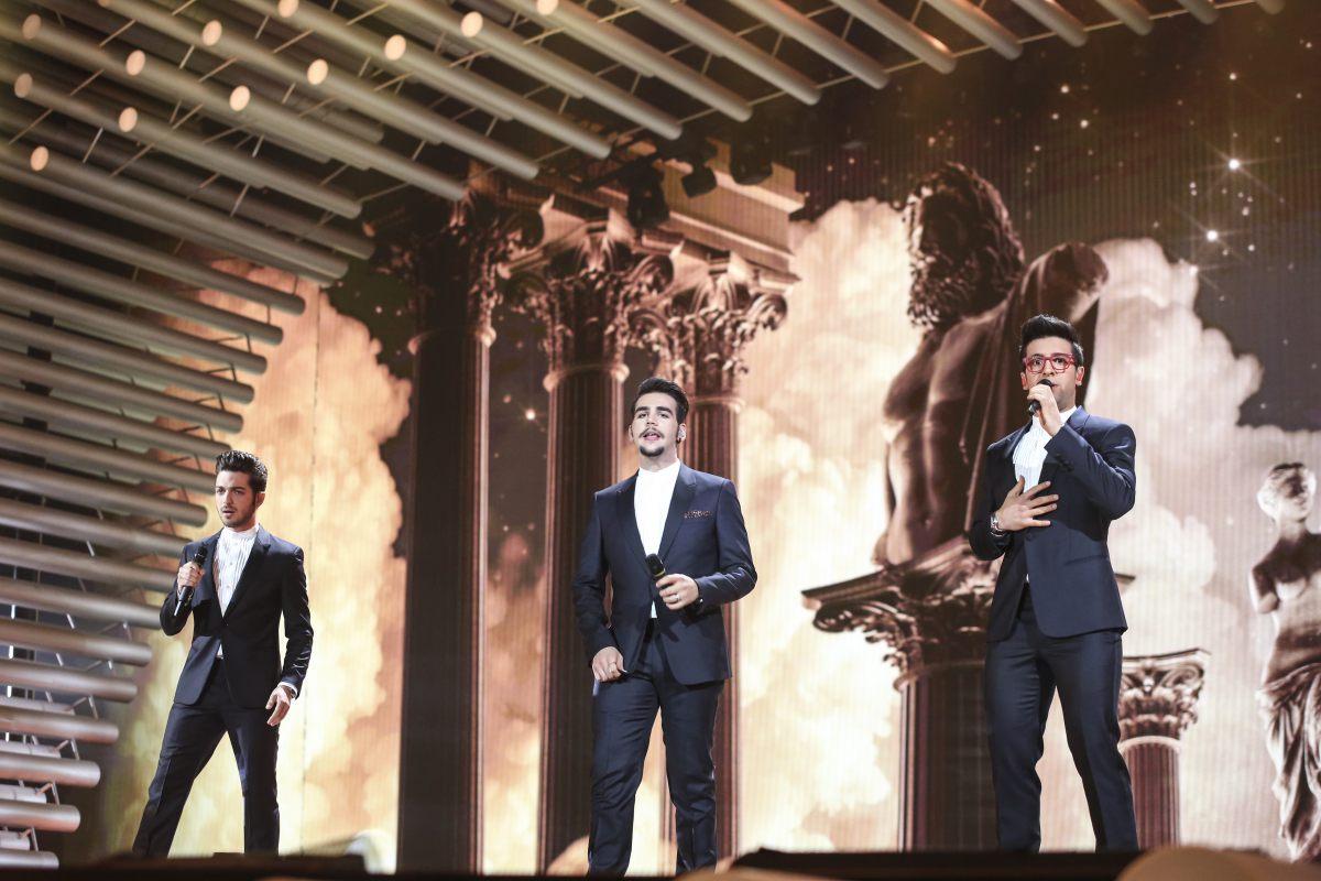 """Questi sono i nove (buoni) motivi per cui """"Il Volo"""" dovrebbe vincere Eurovision 2015"""