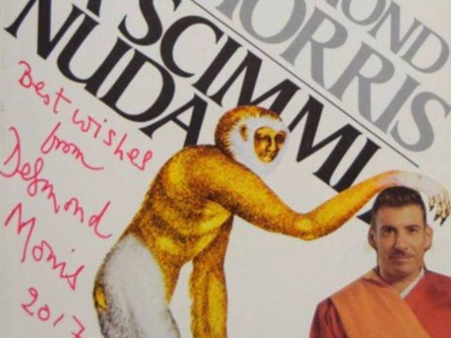 """Desmond Morris: """"La canzone di Francesco Gabbani è una meraviglia"""""""