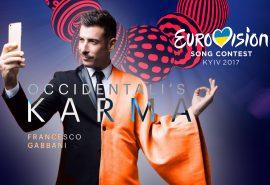 """Eurovision 2017 – Ecco la versione da tre minuti di """"Occidentali's karma"""""""