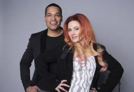Eurovision 2017 – Valentina Monetta e Jimmie Wilson per San Marino