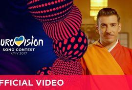 Eurovision 2017 – Francesco Gabbani primo per il sito inglese Sechuk