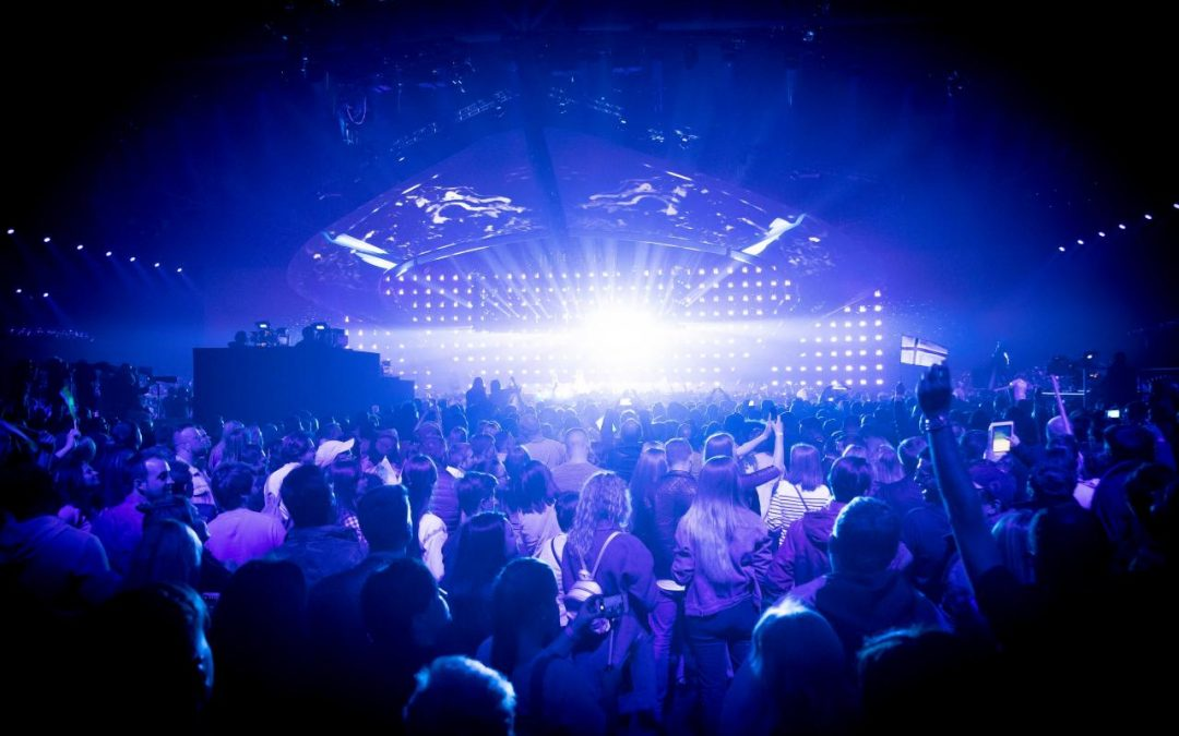 Eurovision 2017 – Più di 180 milioni di spettatori per i tre show