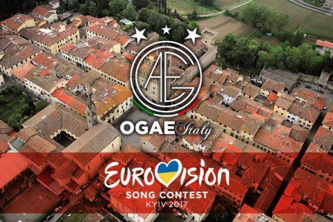 OGAE Italy – La visione della Finale dell'Eurovision 2017 a Scarperia