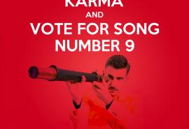 Eurovision 2017 – Keep Karma and support Francesco Gabbani!